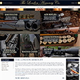 eCommerce Development for London Armoury